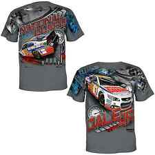 Dale Earnhardt Jr 2014 Chase Authentics #88 National Guard Total Print Tee FREE