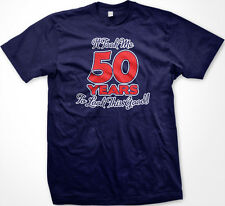 It Took Me 50 Years to Look This Good Fifty Birthday Party New Men's T-shirt