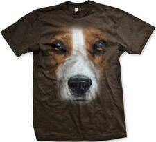 Beagle Hound 3D I Love My Dog  Animal Pet FREE SHIPPING New Mens T-shirt