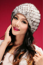 2014 New Real Mink Fur Hat Fashion Women Mink Fur Headwear Winter Headgear Sale