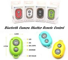 Self-timer Wireless Bluetooth Remote Shutter For IOS Android iPhone Samsung HTC
