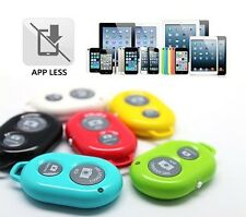 Bluetooth Camera Shutter Remote Control for Apple iPhone 5 5s Samsung Galaxy S4