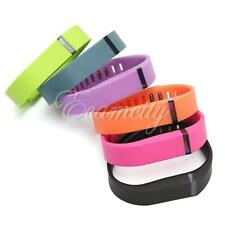 Replacement Large Size Wrist Band w/ Clasp For Fitbit Flex Bracelet NO Tracker