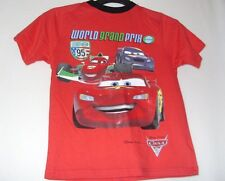 bnwt Disney Store Boys Disney Pixar Cartoon Character Cars 2 top 2-3 years 98cm