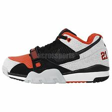 Nike Air Trainer 2 PRM QS 21 Safari Barry Sanders Mens Shoes Sneakers Limited