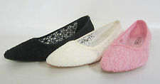 LADIES SPOT ON SLIP ON FLAT SHOES 3 COLOURS - F80034