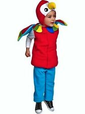 NWT Old Navy  Toddler *Parrot** 3 Piece Halloween Costume NEW