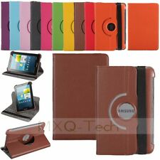 360 Rotating Leather Case Cover Stand for Samsung Galaxy Tab 2 7.0 P3100 P3110
