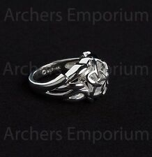 Nenya, The Ring of Galadriel, Sterling Silver. LotR, Hobbit. Weta Collectables.