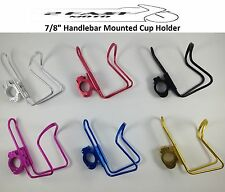 2FastMoto 7/8 Handlebar Cup Drink Bottle Holder Bicycle BMX Mountain Road Bike