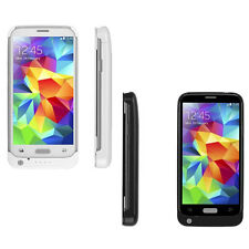 3200mAh External Backup Power Battery Charger Case for Samsung Galaxy S5 SV