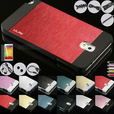 Luxury Metal Aluminum Case Cover For Samsung Galaxy Note III 3 N9000+Accessories