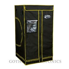 "32""x32""x60"" Mylar Lighthouse Hydroponics Grow Tent Room 2.6'X2.6'X5' Clone T003"