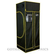 "32""x32""x84"" Mylar Lighthouse Hydroponics Grow Tent Room 2.6""x2.6""x7"" Clone T012"