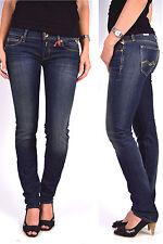 Replay Jeans Rose Wx613 Mince Fit Jeans 575 445 - Neuf Koll. Hw 2014