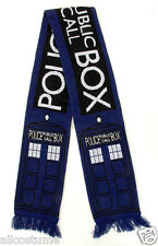 Tardis Scarf Dr Who Costume Scarf Elope 444332