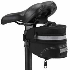Bike Bicycle Rear Seat Saddle Bag Pouch for MTB Road Cycling