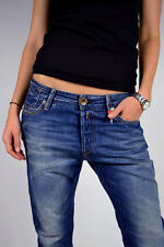 Replay Jeans Wx693 Leena #430 Relaxed Garçon - Fit! Neuf Hw2014
