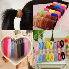 Hot sell! Gilrs High Elastic Rope Ring Hairband High Quality Ponytail Hair Band