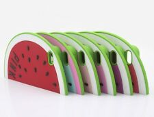 Hot Sale Watermelon Cartoon Soft Silicone Case Cover For iPhone 5 5G 5S 5C X158