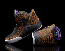 New $110 SUPRA Spectre Chimera Cheetah Black Purple Lil Wayne Skateboarding