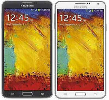 Samsung Galaxy Note 3 SM-N900A - 32GB (AT&T) - Smartphone Black or White - Great
