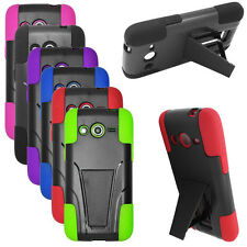Phone Case For Samsung Galaxy Avant / Galaxy Core LTE Rugged Cover Stand