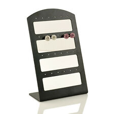 12 Pairs Stand Organizer Jewelry Showcase Tool Rack Earrings Display Holder Tool