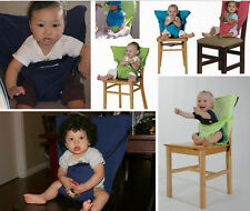 Sack N Seat Baby Child Portable High Chair Seat Cover 8 models