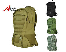 Tactical Military Mesh Molle Hydration System Backpack Camping Hiking Bag Pouch