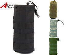 Tactical Outdoor Molle Water Bottle Pouch Bag Carrier Holder Camping Hiking