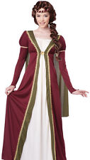 Womens Medieval Renaissance Princess Halloween Costume