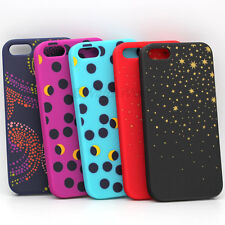 Fossil for iPhone 5 5S thermoplastic polyurethane case assorted colors NEW