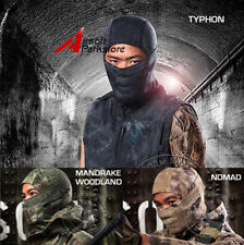 New Tactical Outdoor Airsoft Ski Quick-drying Hood Balaclava Full Face Mask Camo