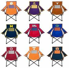 Choose Your NCAA Team Deluxe Big Boy Monster Mesh XL Folding Arm Chair - Rivalry
