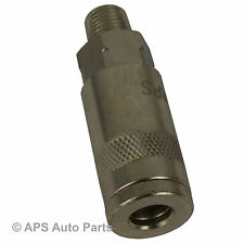 """1/4"""" Plug Coupler BSP Hose Male Female Airline Fitting Coupling PCL"""