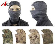 Tactical Military Camo Quick-drying Hood Balaclava Full Face Mask Protection