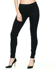 NWT SPANX Slimming DENIM JEANS LEGGINGS PANTS sz S M L XL BLACK Style 2420  WOW