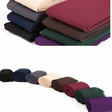 New Womens  Warm Thick Skinny Stretch Footless Leggings Pants Multicolor