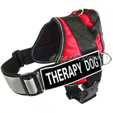 Service Dog Vest Harness Large IN TRAINING THERAPY SECURITY THERAPY DOG Vests