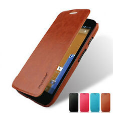 PU Leather Flip Hard Cover Stand Case for Moto G2 XT1063 XT1069 GFY