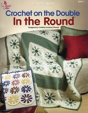 Crochet on the Double In the Round ~ 6 Afghans, Annie's crochet patterns