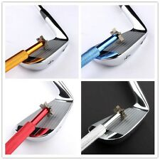 NEW Golf Club Groove Sharpener Regrooving Cleaner Tool for Irons and Wedges