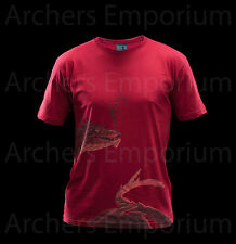 Hobbit, Red Dragon, Smaug Unisex T-shirt, Sizes S - 3XL. Weta Collectables. LotR