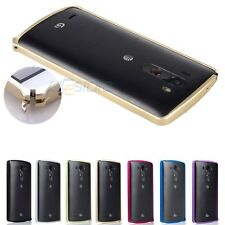 10 Colors Aluminum Hippocampal Bumper Frame Case for LG Optimus G3 D850 D851