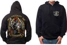 Armor of God Military Religious Christian Bible Pull Over Hoodies S M L XL XXL