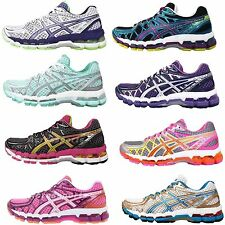 Asics Gel-Kayano 20 2014 Womens Cushion Jogging Running Shoes Trainer Pick 1