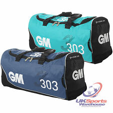Gunn and Moore 303 Junior & Youth Cricket Bag 41 Litre rrp£30 Navy or Aqua