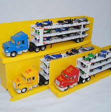 Autotransporter TRUCK Truck Car Truck Racing cars Transporter Toy Vehicles