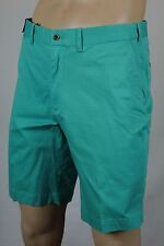 Polo Golf Ralph Lauren Turquoise Links Fit Chino Shorts NWT